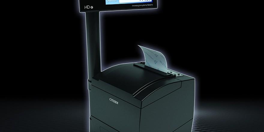 Novitus HD E - drukarka fiskalna