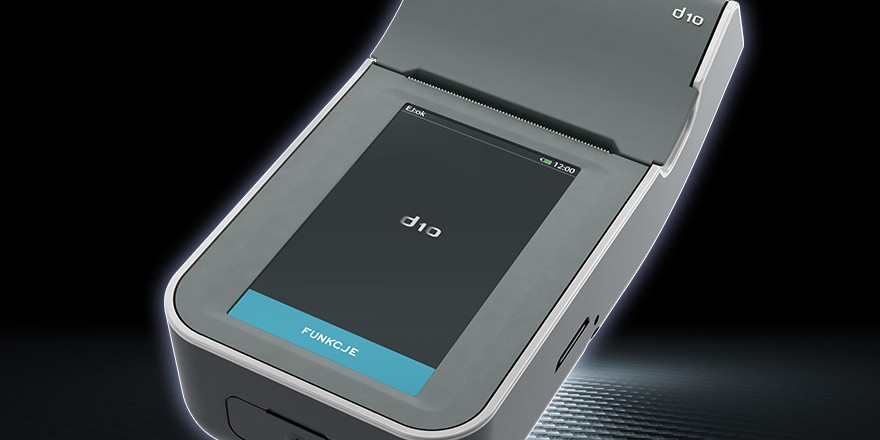 Elzab D10 - drukarka fiskalna
